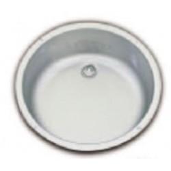 Lava-loiça Inox Redondo 400mm