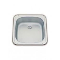 Lava-loiça Inox  370x370mm