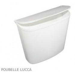 Caixote do Lixo Branco