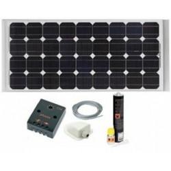 KIT Painel Solar 120W...