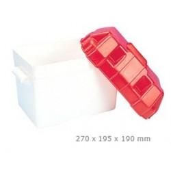 Caixa Plástica para Baterias