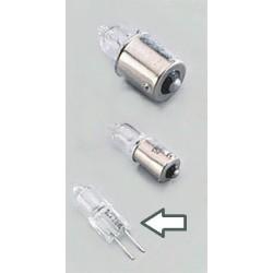 Lâmpada Halogéneo 12V G4 10W