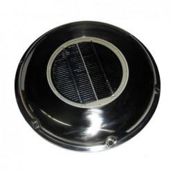 Ventilador Solar Inox