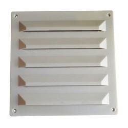 Grelha Ventilação Branca 15X15