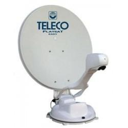 Antena Parabólica Flatsat...