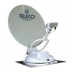 Antena Parabólica Telesat
