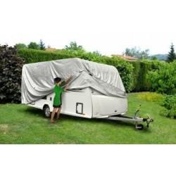 Cobertura para Caravana