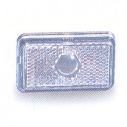 Farolim Minimo Frente 74X45mm
