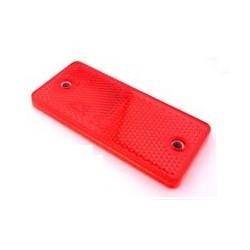 Refletor Rectangular Vermelho