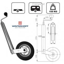 Roda Jockey 42mm Roda 200