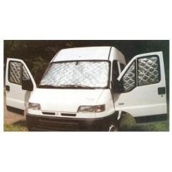 Tecido PVC Branco/Cinza