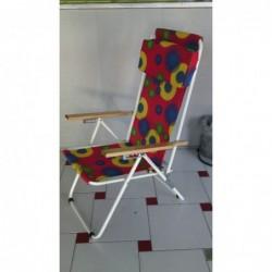 Cadeira com Molas 5 Posições