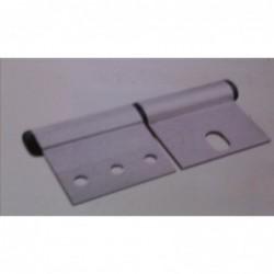 Dobradiça Porta 40x75mm