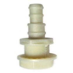 Ligador Direito Plast. 20mm