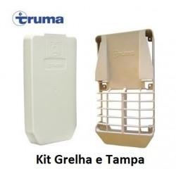 Kit Tampa e Grelha Exterior...