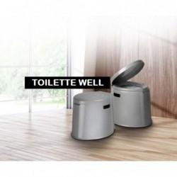 Sanita Portátil Toilette WELL