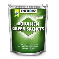 Aqua Kem Green 12 Saquetas